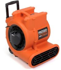 RIDGID Air Mover, Dry Large Carpets, Floors, Specialty Fan, High Air Movement