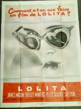Affiche Originale STANLEY KUBRICK LOLITA 120x160