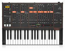 Behringer ODYSSEY Analoger Mono Duo Synthesizer 37 Full-Size Tasten Vocoder MIDI