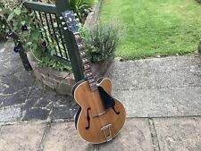 More details for 1958 gibson l7cn classic archtop guitar