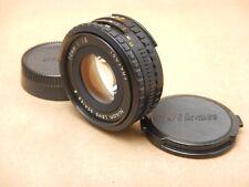 Nikon Series E 50mm f.1.8 Prime Lens with Caps Excellent