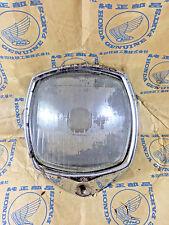 Honda BENLY C92 CA92 CB92 C95 CA95 Headlight Headlamp New Old Stock
