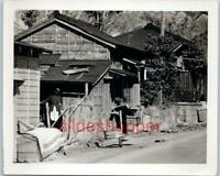 Photo 1930's ? Japan People Women Men Children Temple Buddha Street Scenes LOT
