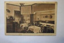 Kamen alte AK Cafe Linke Weststr. 18 gel.1922 l.fleckig