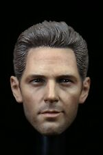 Custom Paul Rudd 1/6 Head Sculpt for Hot Toys Body Scott Lang Ant-Man