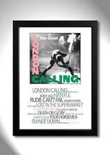 The Clash London Calling Vinilo Arte de edición limitada del álbum