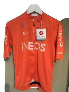 team ineos Castelli cycling jersey XL BNTW