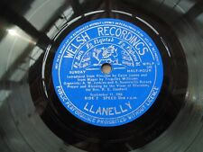 Record Opening Severn Bridge Recording Church Service Olveston Magor Welsh 1966