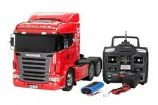 TAMIYA Big Truck Series No.22 Scania R620 6Ã4 High Line Full Operation Model
