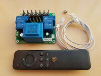 L14-54 Assembeld High power amplifier speaker protection board AC110-240V