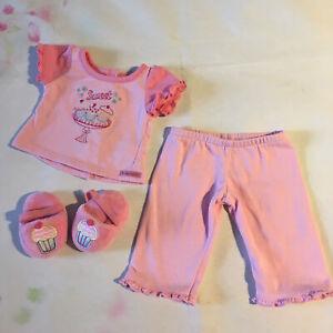 American Girl Doll - Genuine Sweet Treats Pajamas Set (3e)