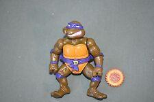 """1990 Playmates Teenage Mutant Ninja Turtles Donatello Basic 4"""" Figure TMNT-356"""