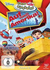 Kleine Einsteins - Volume 12 - Auf nach Amerika! - DVD - NEU/OVP - Disney