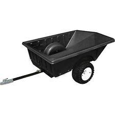 Outdoors Jumbo ATV Trailer - 2,000 Lbs Capacity - Heavy Duty - Pull Behind