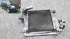 radiator intercooler nissan x trail 2.2 af55uga 2000-2007 sheffield
