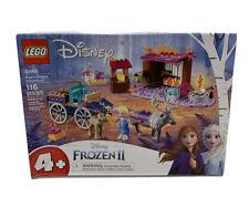 Lego FROZEN 41166 Elsas Wagon Adventure 116 Pieces Ages 4+ NEW (Box Distress)