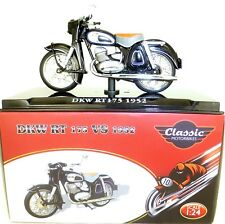 DKW RT175 1952 Motorcycle Classic Atlas 4658120 Neu 1:24 OVP HQ3 µ