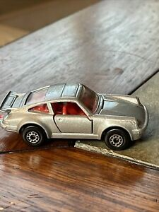 1978 Matchbox Superfast No. 3 PORSCHE Turbo Car ~ Made in England loose