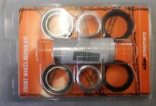 Genuine KTM SX SX-F SMR 125 250 450 Front Wheel Bearing Repair Kit 77309015000