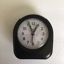 Sharp Travel Alarm Clock Model Spc844