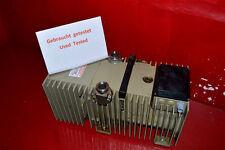Pfeiffer Balzers DUO 016 B Drehschieber Vakuumpumpe No.PK D44 105 F 1042