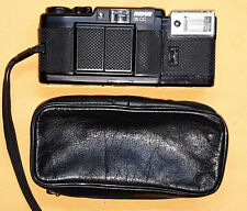 Kleinbildkamera REVUE 35CC mit Blitzgerät REVUEtron12 Obj. REVUETAR AUTOMATIC 35