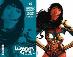 Wonder Girl #1   Foil Grampa Team Variant   2021   DC Comics