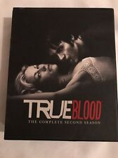 True Blood - THE COMPLETE SECOND SEASON (2)! BLU-RAY! FREE SHIPPING! G19