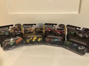 *Brand New* 2020 Micro Machines Series 1 Full Set Of 4