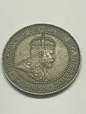 1909 Canada Large cent XF #1573
