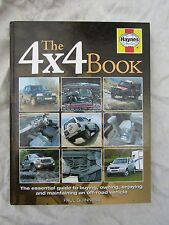 HAYNES 4 X 4 BOOK by paul guinness