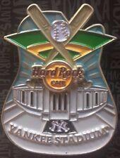 2017 Hard Rock Cafe New York Yankee Stadium City Icon Series Core Pin