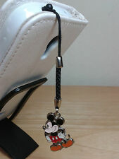 """""""Mickey Mouse"""" Cell Phone Strap w/charm/Pendant and Dust Proof Plug 3.5mm"""