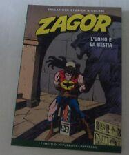 ZAGOR (I FUMETTI DI REPUBBLICA - L'ESPRESSO nr. 54)