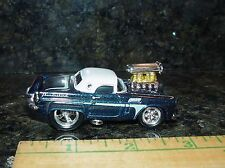 Mm 1956 Ford Thunderbird Blown Muscle Car Rubber Tire Limited Edition
