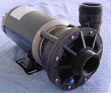 "Watwerway 3420421-1Z 1.5 hp 2 speed 1.5"" Spa Pump Side Discharge 230V Aqua"