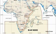 C-Map W97  NT MAX  M-AF-M209  WIDE AREA CHART C-CARD