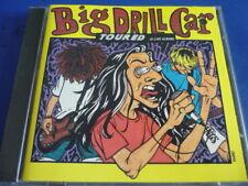 Big Drill Car toured (live) Headhunter Records CD 1993