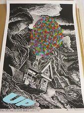 Mark Chilcott Up 24 x 36 print #'d /48 Disney Pixar ffo Mondo Whalen Mitchell