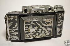 MOSKVA 2 Vintage Soviet/Russian Folding Camera, Industar-23 (4.5/110)