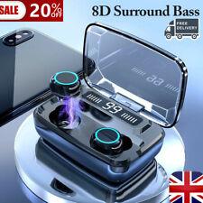 LED de Bluetooth 5.0 * Mini TWS inalámbrico de auriculares auriculares auriculares auriculares estéreo
