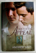 ARTISTIC APPEAL by Andrew Grey 2011 Paperback Dreamspinner Press LEGAL ARTISTRY