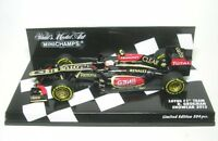 Lotus F1 Team No.8 Romain Grosjean Formal 1 Showcar 2013