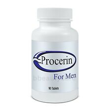 Procerin Tablets Men Regrowth Thinning Hair Loss Herbal Natural *AUTHENTIC*