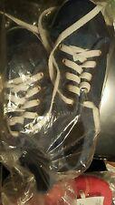 Avon Color Crazy Sneakers for Women size 8 Cotton Canvas Blue