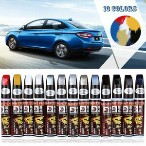 Colors Car Coat Paint Pen Touch Up Scratch Clear Repair Remover Remove Tool