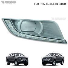 LED DRL Daytime Running Light Fog Lamp For Ford Ranger Px2 Mk2 XLT Facelift 2016