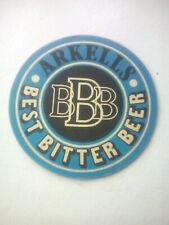 Vintage ARKELLS / BEST BITTER BEER  Cat No'15  Beermat / Coaster