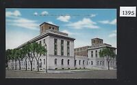 COLORADO / Vintage Linen postcard / Unused / U.S. Customs House  /  Denver CO