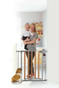 Dreambaby Cosmopolitan Security Gate 76cm Tall Baby Safety Gate Kid Pet wooden